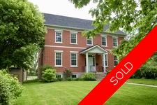 Port Hope Georgian Reproduction for sale:  5 bedroom 3,392 sq.ft. (Listed 2019-01-31)