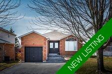 Bowmanville Bungalow for sale:  2 bedroom  (Listed 2021-04-06)